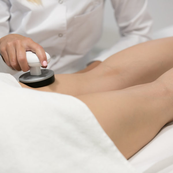 Cellulite effektiv behandeln mit Radiofrequenz-Therapie