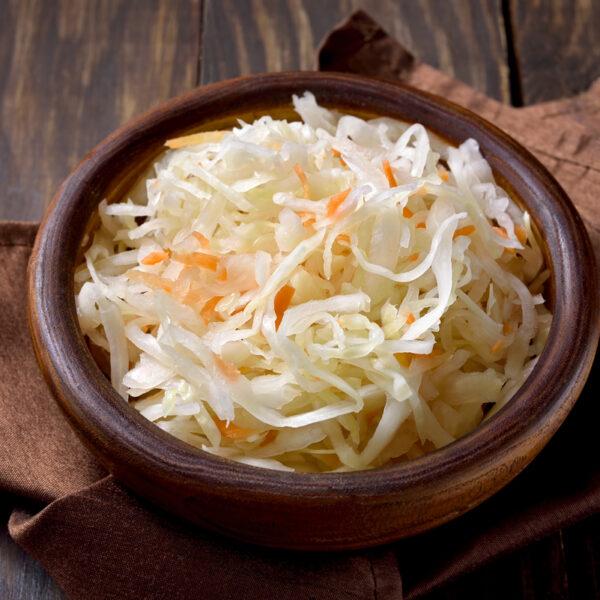 Fermentiertes Gemüse: Ein Elixier mit vorteilhaften Eigenschaften für unseren Darm.