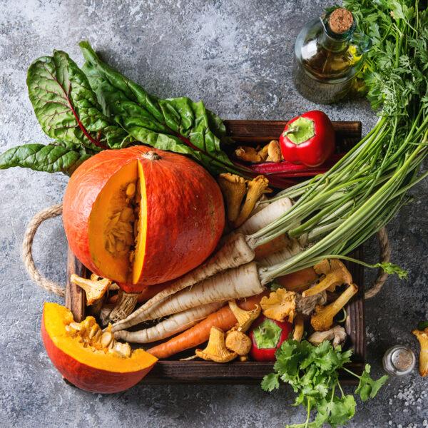 4 alimenti autunnali per potenziare il sistema immunitario